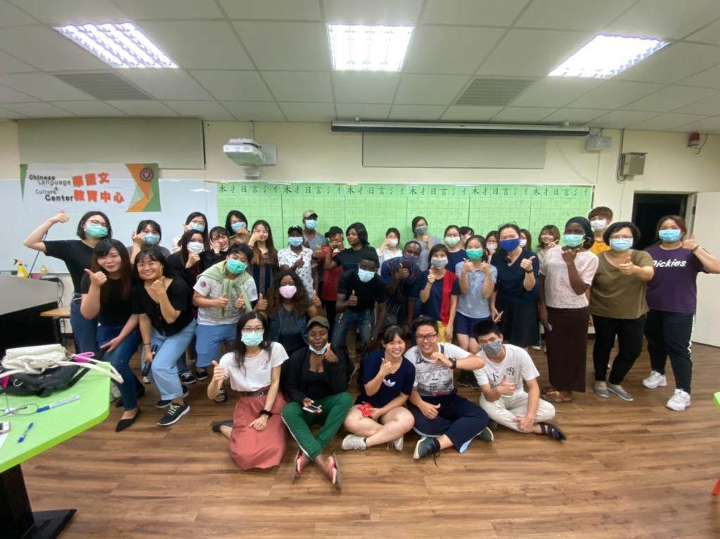 長榮大學華語中心漢字競賽結合線上遊戲 用趣味性提高華語生學習動機-長榮大學
