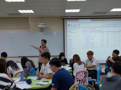 長榮大學教室空間融入教學設計  啟發教學無限想像