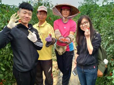 種下盼望與永續 長榮大學與社區農民共煮石頭湯