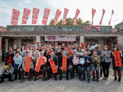 展現社區共好    長榮大學舉辦「從『霖』開始」新春市集