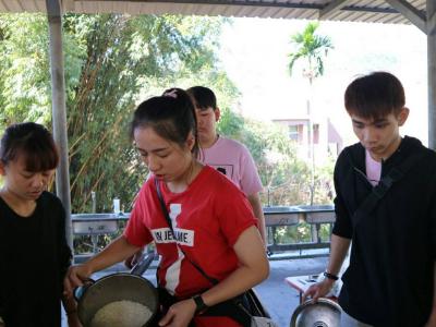 「謙卑學習 挑戰自我」長榮大學辦寒假團隊幹部訓練營