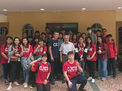 海外來鴻:長榮大學東南亞學程全班國際移動近況報導