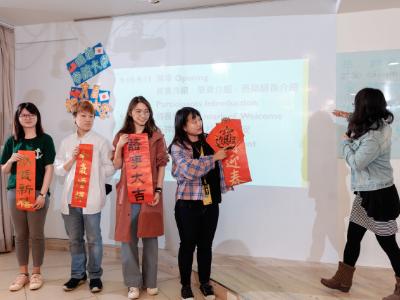 增進台日文化交流   日本三所大學到長榮大學進行華語遊學