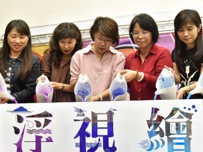 長榮大學大傳系畢業展演「浮視繪」   演繹多元創新學習成果