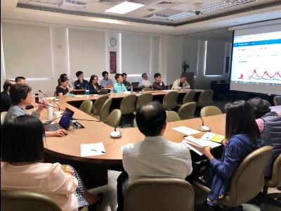 長榮大學高教深耕計畫   校研中心舉辦「程式設計導入專業課程教學經驗分享座談會」