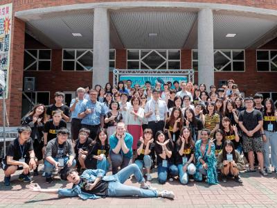 長榮大學國際日   帶你認識各國夏日節慶