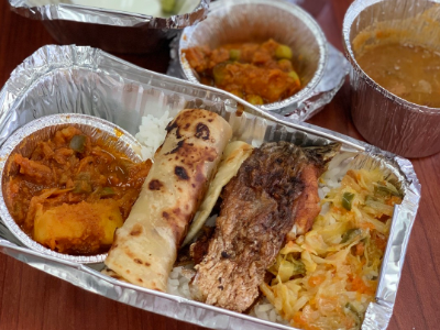 用食物拓展國際視野  長榮大學永續發展國際生非洲美食便當熱銷