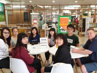 外語活動豐富多元 長榮大學語文中心營造國際化學習環境