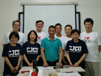 厚植英文力 長榮大學師生前往菲律賓三一大學進行全英移地訓練計畫