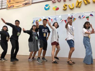長榮大學第六屆國際文化交流夏令營成果展  展現青春與文化交流回憶