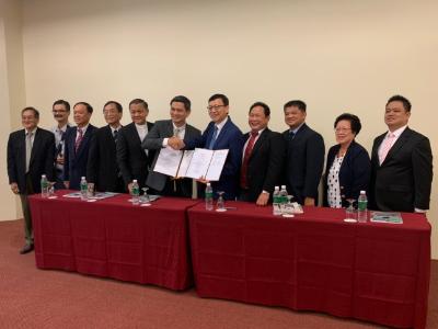 長榮大學與畢理學院簽訂合作意向書  將吸引畢理畢業生就讀