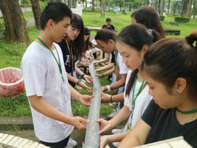 「長榮力行,團隊經營」學習營 強化社團幹部領導與溝通力