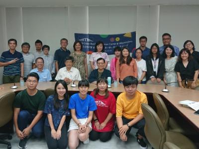 勇敢走出去  長榮大學舉辦「宮古島跨界夏令營成果分享會」