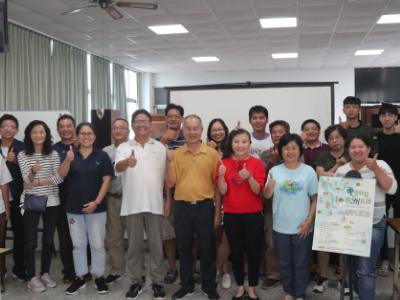 資源連結共好 長榮大學與中洲社區合作舉辦導覽培訓
