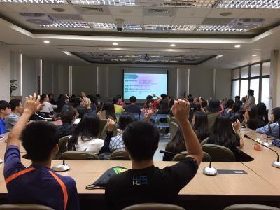 日本富山DQS進駐長榮大學   招募工讀生195人報名