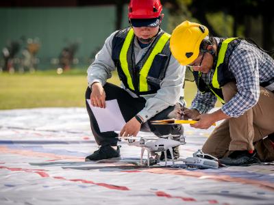 南部第一場無人機術科測驗 17日於長榮大學登場