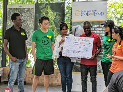 根與芽無國界 長榮大學永續學程與馬來西亞根與芽機構環保行動交流