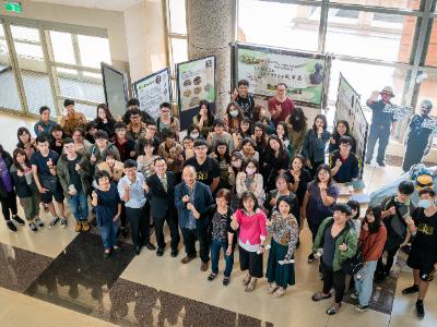 愛在福爾摩沙  長榮大學舉辦巴克禮博士暨巴克禮紀念公園故事展