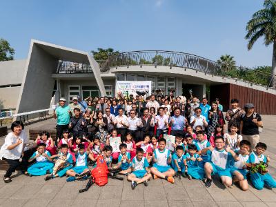與國際同步   2019根與芽動物嘉年華 17日巴克禮紀念公園見