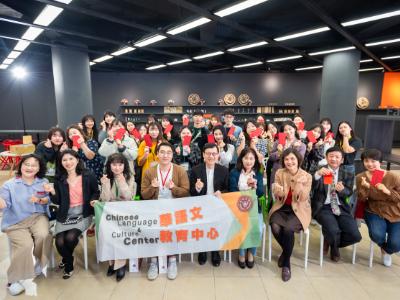 學習華語  體驗文化  長榮大學舉辦冬季華語團課程