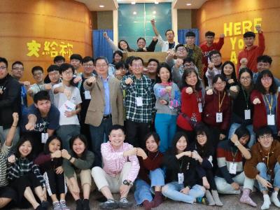 充電迎接新學期 長榮大學學生團契辦聯合寒假生活營