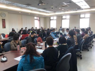 實踐社會責任 長榮大學召開武漢肺炎社區聯席會