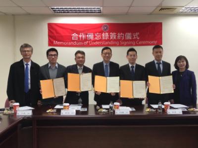 長榮大學與國際防護具生產大廠簽署合作備忘錄 紅外線顯像技術能快速檢測口罩密合度