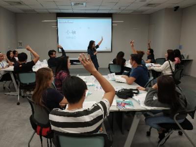 長榮大學華語中心與企業合作 開設外籍員工華語專班