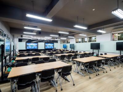 長榮大學建置PBL教室  創新教學場域 讓學生成為學習的主角