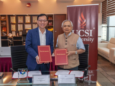 Chang Jung Christian University and UCSI Become Sister Schools