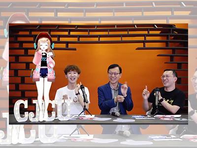 長榮大學全台首創Youtuber結合Vtuber直播「你所認識的長榮大學」