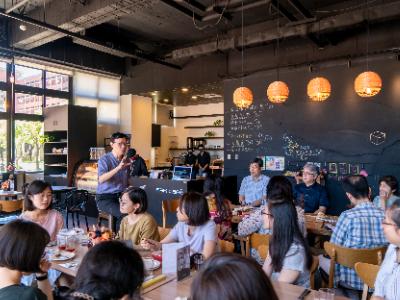 增進共識  邁向成長  長榮大學舉辦午餐共學交流