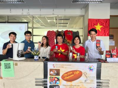 推廣越南文化 長榮大學國際處邀你品嘗越南咖啡