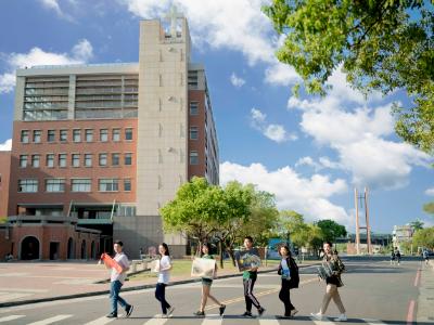 全國綜合大學唯一的美術專業學院 就在長榮大學