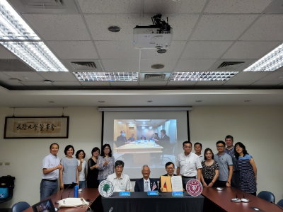 長榮大學與馬來西亞砂拉越油棕集團產學合作 共同優化油棕林智慧化管理系統