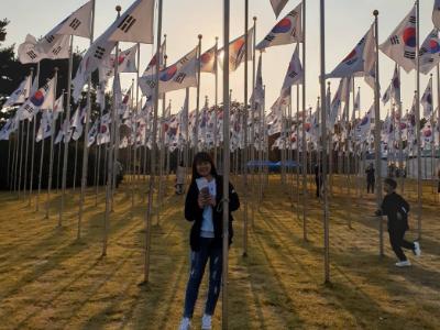 「擁有第三語言 強大國際競爭力」航管系校友陳威汝分享至韓國韓世大學當交換生經驗