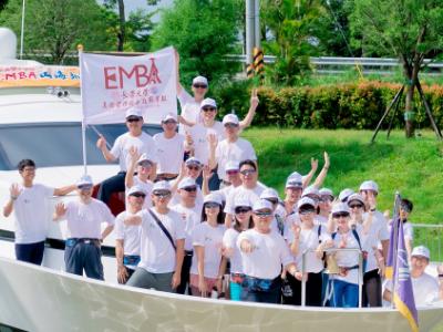 首創南部EMBA課程   長榮大學挑戰3天2夜山海圳國家綠道