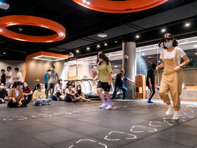 媲美業界健身設備   長榮大學打造智能健身房