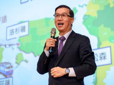 外交部次長曹立傑到長榮大學演講  鼓勵學生投入外交工作