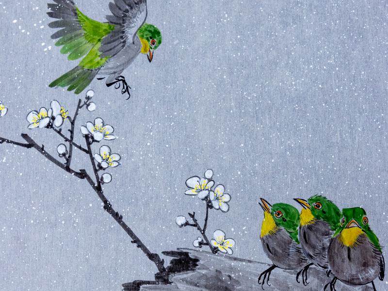 長榮大學書畫系小品展  展現多元創作能量