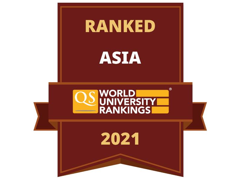 賀!!長榮大學   QS亞洲最佳大學排名401-450名