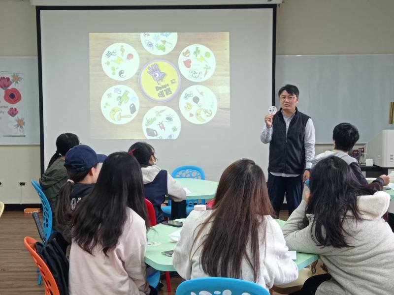 用華語走入世界 華語文中心舉辦華語輔導工作坊