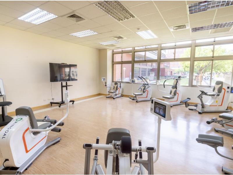 促進教職員身心健康   長榮大學舉辦「環狀健身房」教育訓練