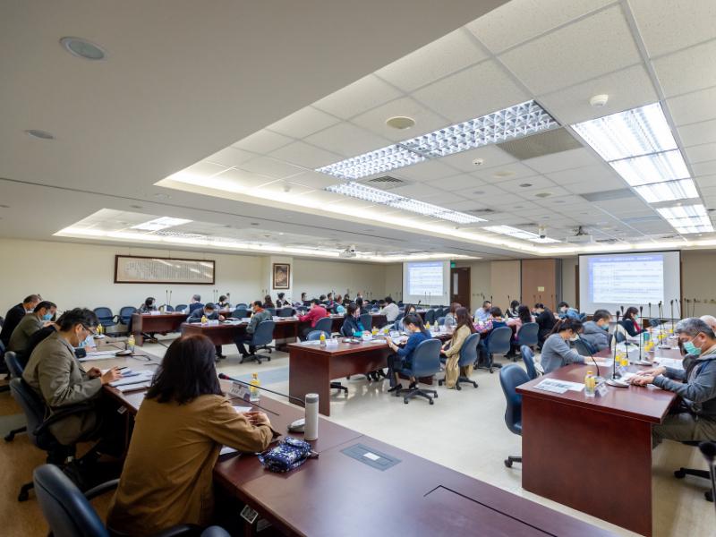 推動校園安全   長榮大學召開校園安全委員會會議