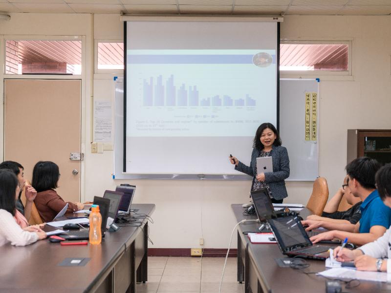 長榮大學管理學院實習就業機會多元 加強國際連結