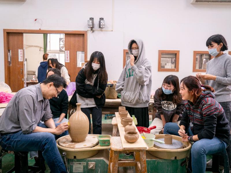 長榮大學美術學院強化學生藝術管理與行銷能力 職涯發展更寬廣