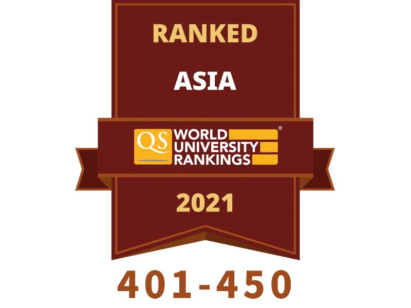 國際化成果耀眼 長榮大學首次進入英國QS亞洲最佳大學排行榜 榮獲401-450名