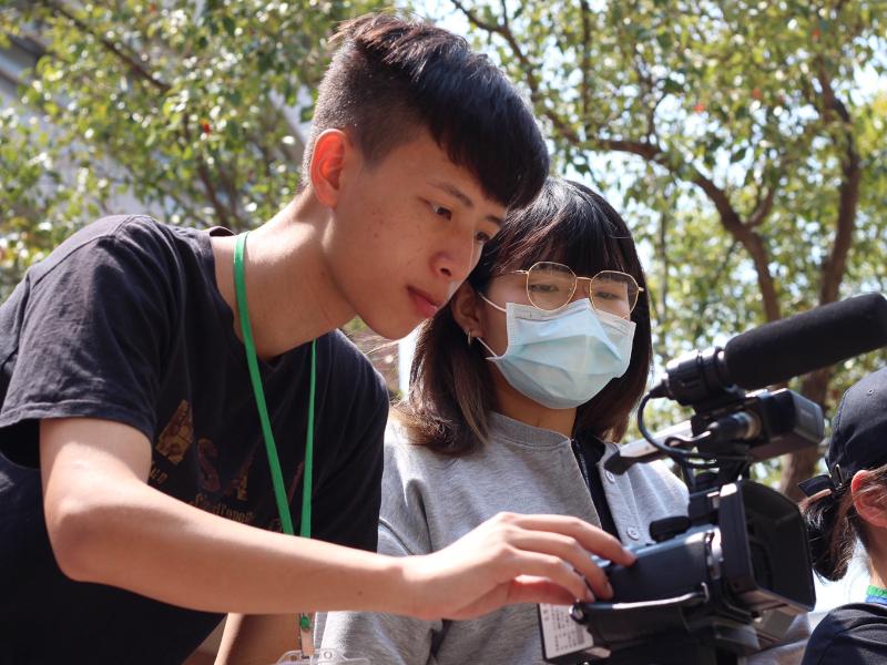 提升影像行銷能力 長榮大學大傳系舉辦「微電影工作坊」營隊