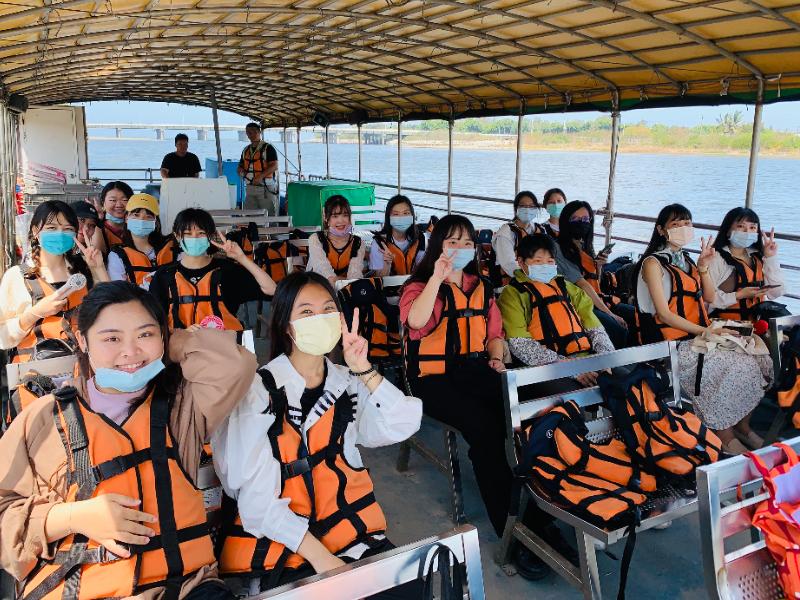 飲食與生態實地探查 日本教育中心舉辦「鳳梨加二仁生態文化體驗」