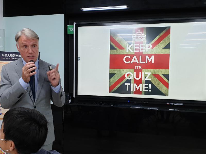 イギリスの風情を味わう 言語センターが異文化体験ワークショップを開催